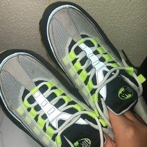 Nike AirMax 24-7's